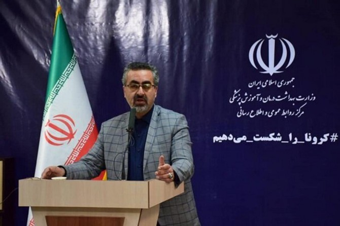 Jahanpour: Coronavirus infects 50 people every hour in Iran