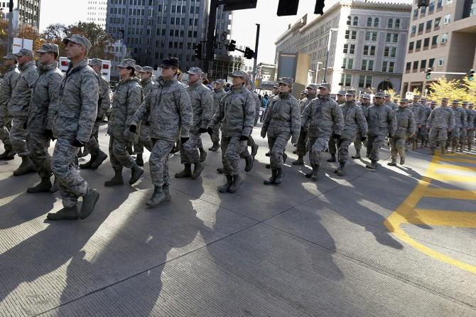 ABD'de, Corona virüs nedeniyle orduya seferberlik çağrısı