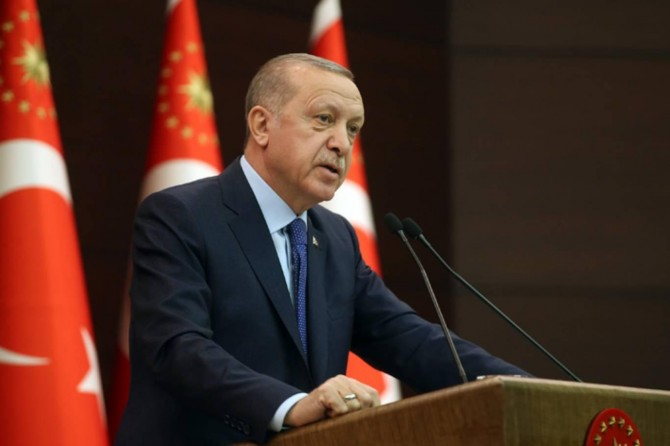Erdoğan releases a message on the occasion of the International Nowruz Day