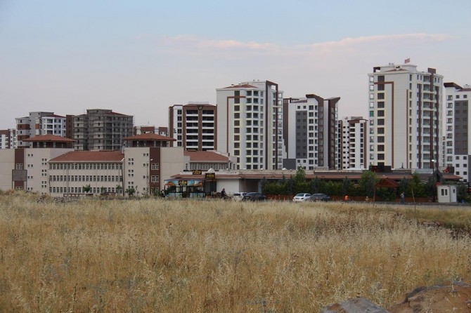 Diyarbakır Sosyal Konutlar TOKİ'de cinayet