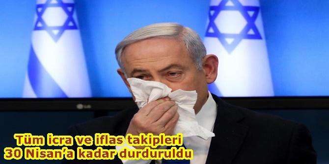 """Siyonist terör çetesi Başbakanı Netanyahu: """"israilde on binlerce kişi ölebilir"""""""