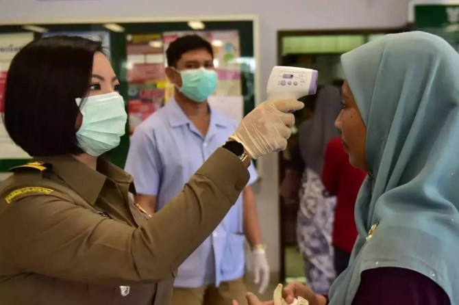 The number of confirmed coronavirus cases rises to 1,306 in Malaysia