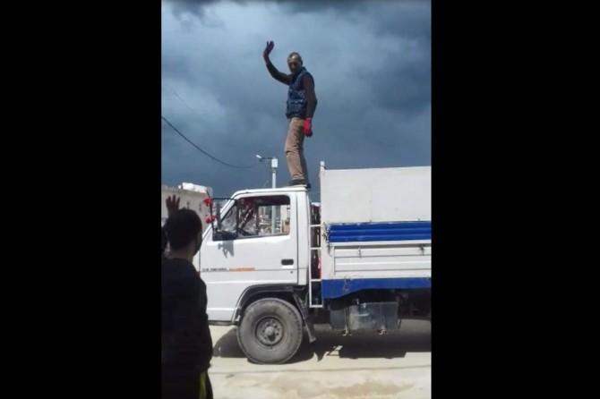 Kızıltepe'de sorumsuz sürücü cezadan kaçamadı