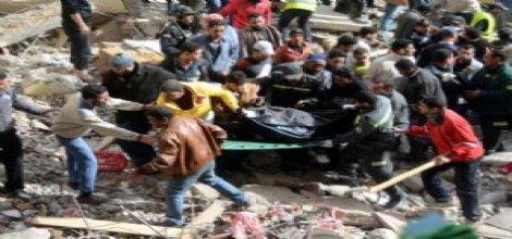 Bangladeş'te 8 katlı bina çöktü