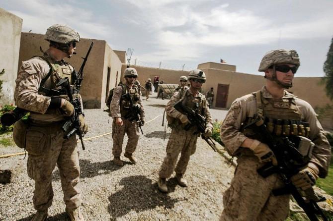 Afganistan'da NATO askerlerinde Coronavirus tespit edildi