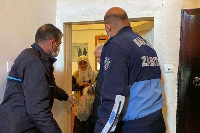 Diyarbakır'da yaşlı vatandaşların ihtiyaçları karşılanıyor