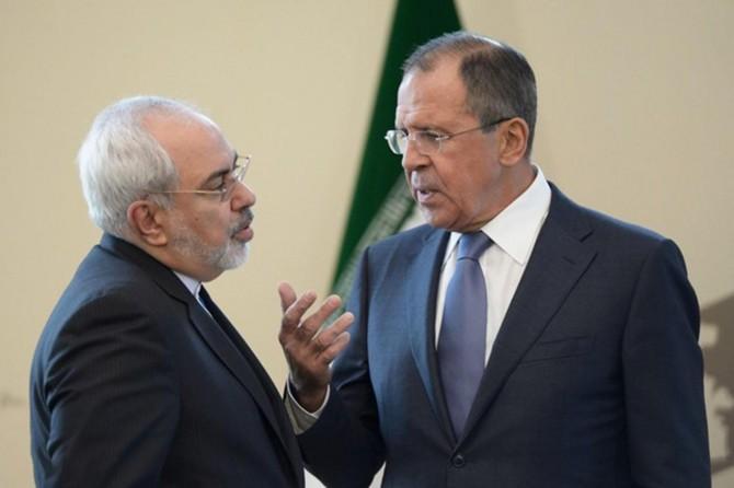 Lavrov calls on US to lift Iran sanctions amid coronavirus outbreak