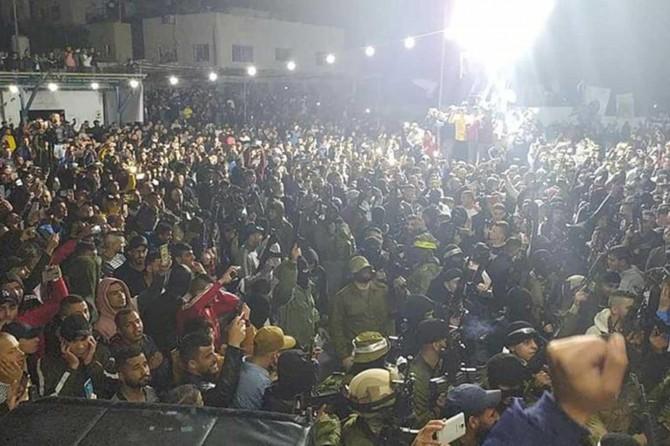 Zionist gangs release Nidal Nagnagiyye after 17 years