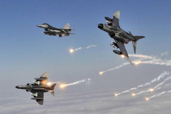 MSB: Haftanin bölgesinde 8 PKK'li etkisiz hale getirildi