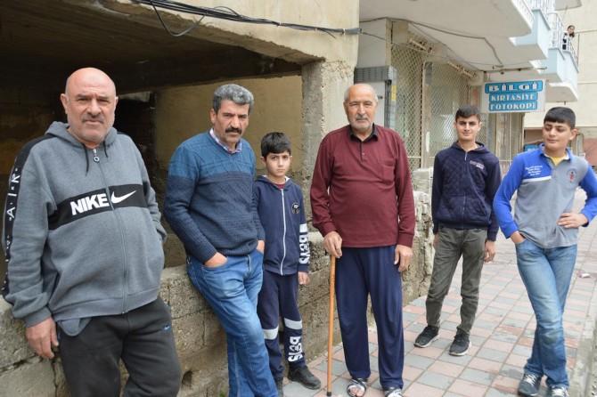 Kurtalan ilçesinde çözülemeyen su sıkıntısına vatandaşlardan tepki