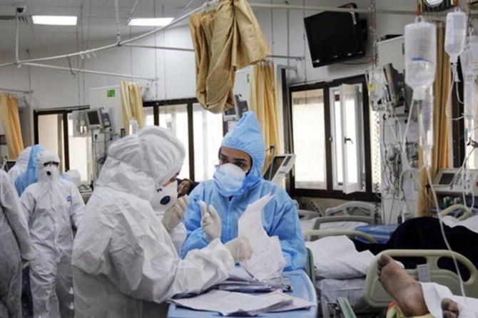 İran'da Coronavirus nedeniyle ölenlerin sayısı 2 bin 234'e yükseldi