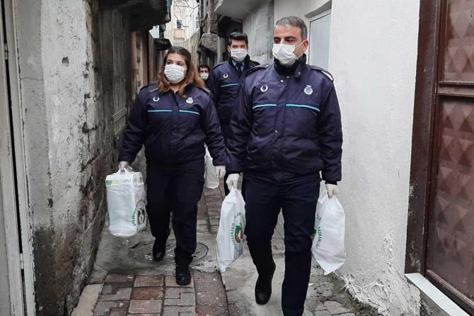 Diyarbakır Bağlar Belediyesinden yaşlılar için seferberlik