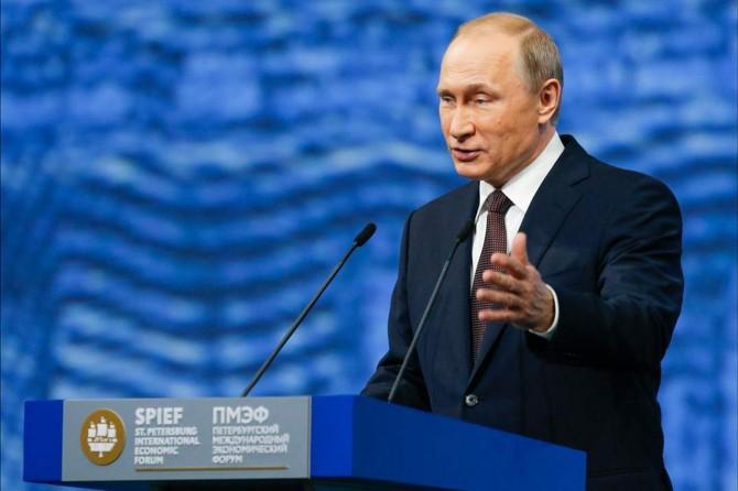 Putin: Coronavirus salgınını 3 aydan az bir sürede atlatabiliriz