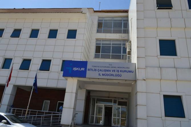 Sağlık Bakanlığı bünyesinde yapılacak alımlar için Bitlis'e 103 kontenjan ayrıldı