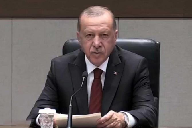 Erdoğan'dan G20 liderlerine çağrı: Coronavirus nedeni ile bir an önce harekete geçmeliyiz