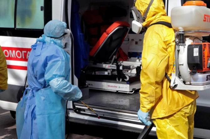 Ukrayna'da Coronavirus vaka sayısı 156 oldu