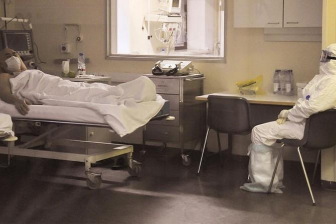 Rusya'da Coronavirus vaka sayısı 1036'ya ölü sayısı 4'e yükseldi