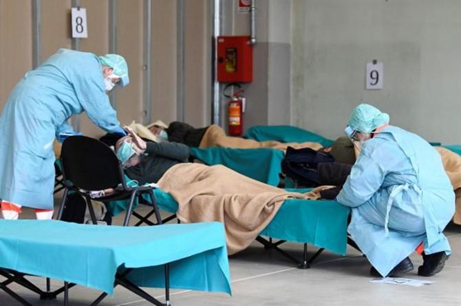 Dünyada Coronavirus'ün en fazla yayıldığı ülke olan ABD'de vaka sayısı 100 bini geçti