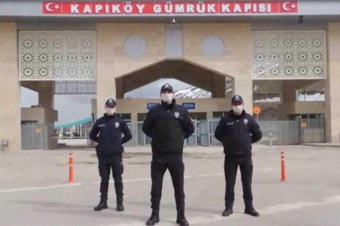 Van Emniyet Müdürlüğü 14 kural videosunu yayımladı