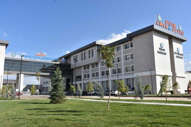 Malatya Turgut Özal Üniversitesinde Sağlık Bilimleri Fakültesi kuruldu