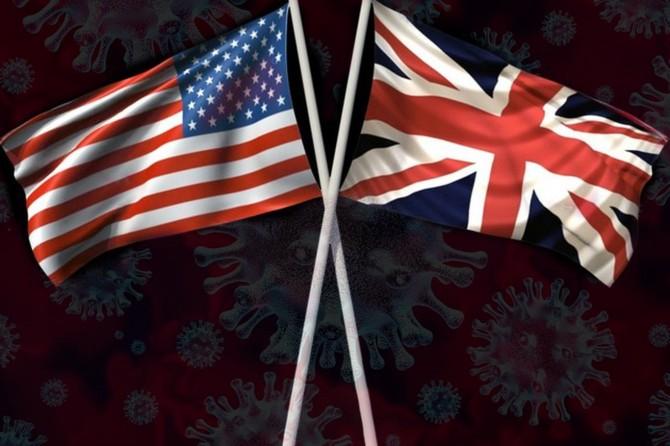 ABD ve İngiltere'de Coronavirus bilançosu ağırlaşıyor