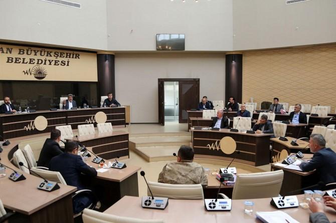 Van'da şehirlerarası seyahat izinleri için komisyon oluşturuldu