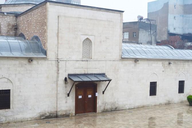 Siirt'te Camiler ikinci bir duyuruya kadar kapatıldı