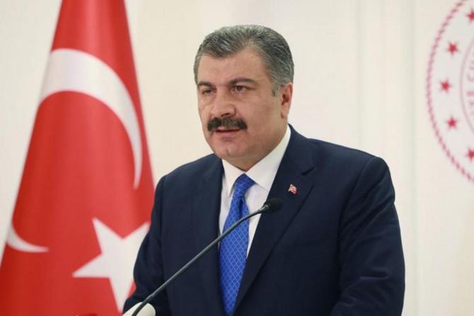 Türkiye'de Covid-19'dan can kaybı 108'e yükseldi