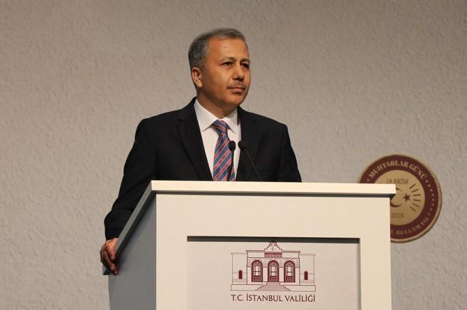 İstanbul Valisi Yerlikaya, yeni uygulamalara ilişkin açıklamalarda bulundu