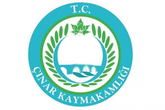 Çınar'da parkların kullanımı yasaklandı