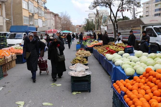 Malatya Seyyar Pazarcılar Odası Başkanlığı: Çürük mal veren pazarcıların tezgâhını kapatırız