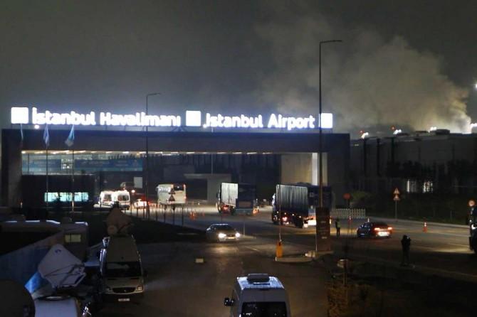 THY Genel Müdürü Ekşi: Uçuş yapılacak havalimanına 4 saat önceden geliniz