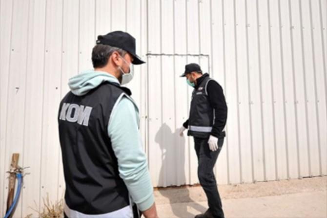 Coronavirus fırsatçılarına izin verilmedi: 160 kişi gözaltına alındı