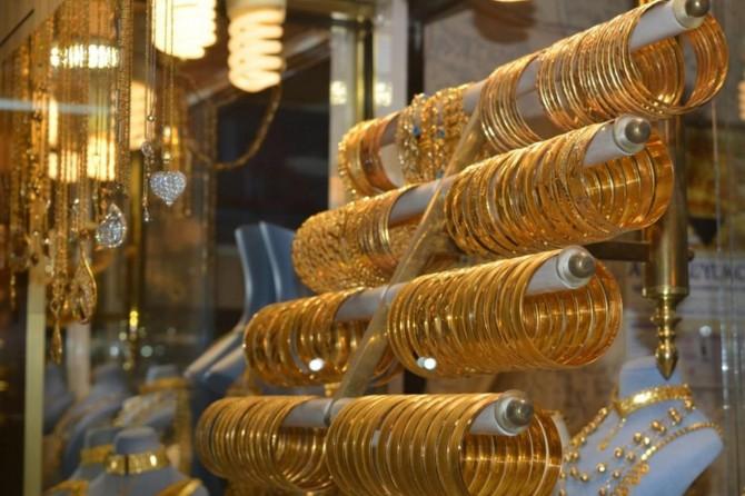 Gram altın 341 lira ile rekor kırdı