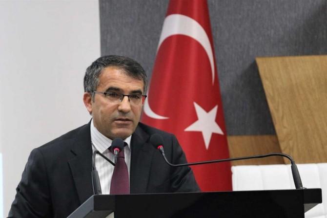 Van OSB Başkanı Aslan'dan çalışmalara devam kararı