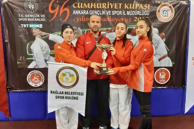 """Diyarbakır Bağlar Belediyesinin milli sporcularından """"Evde kal"""" çağrısı"""