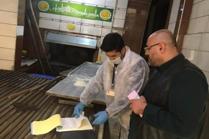 Gaziantep'te hijyen kurallarına uymayan 21 ekmek fırını kapatıldı