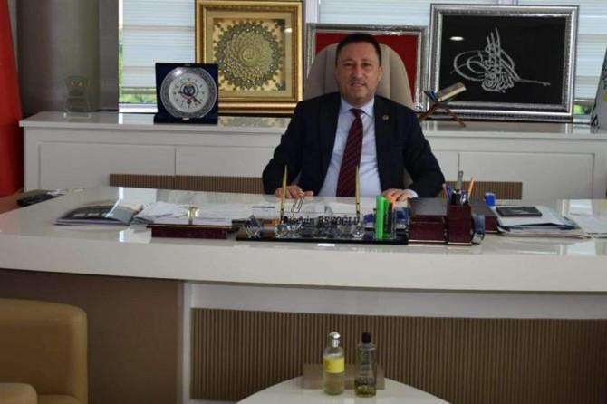 Diyarbakır Bağlar Belediye başkanından 'Milli Dayanışma Kampanyası'na 2 maaşla destek