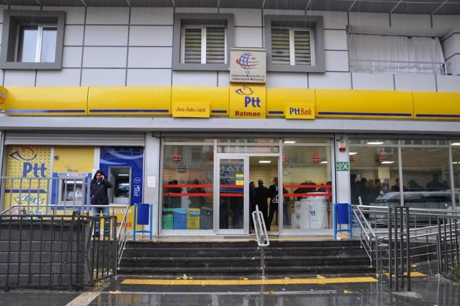 PTT Batman Başmüdürlüğünden 'sosyal mesafe kuralı' uyarısı