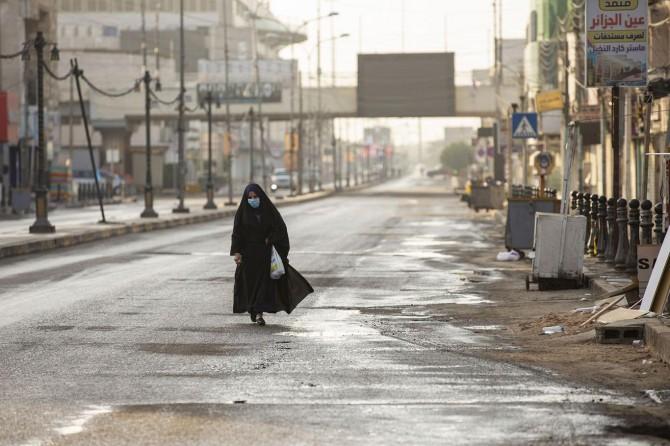 Li Iraqê ji ber Coronavîrus'ê hejmara mirîyan derket 46 kesan