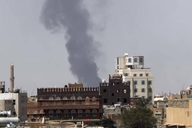 Suudi koalisyondan Yemen'e saldırı