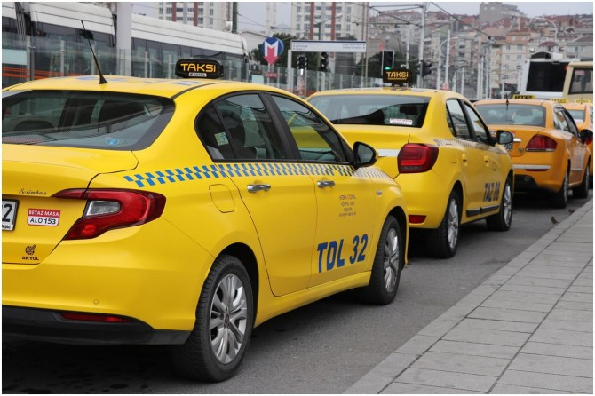 Taksici esnafı: İşlerimiz yüzde 90 oranında düştü