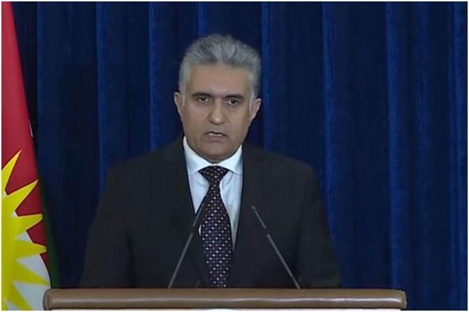 Irak Kürdistan Bölgesi'nde sokağa çıkma yasağı 10 Nisan'a kadar uzatıldı