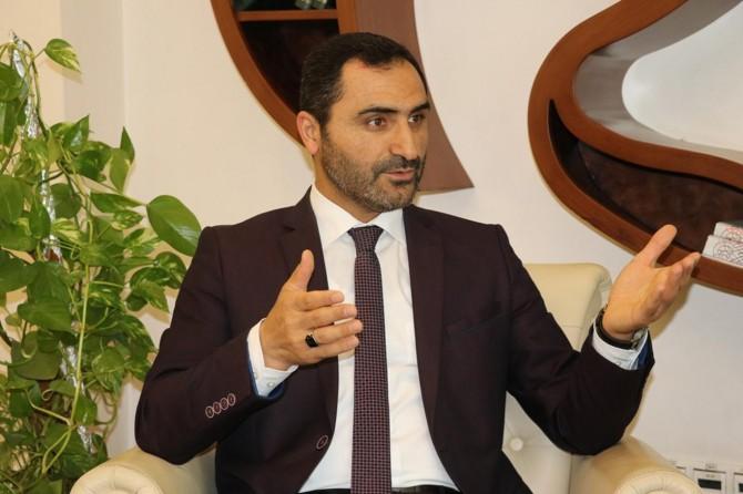 """Gaziantep İl Müftü Vekili Yıldırım: """"Evlerimizi mescide çevirelim"""""""