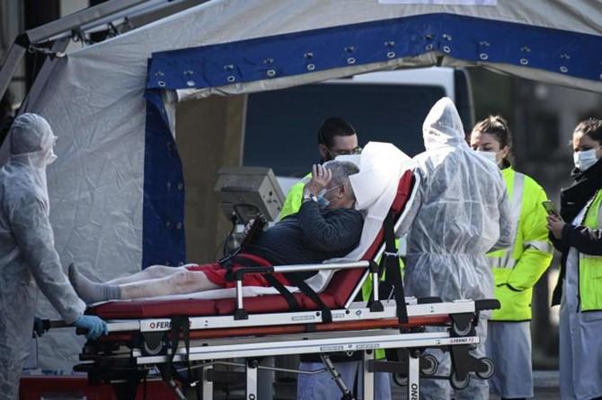 Hollanda'da Coronavirus nedeni ile ölenlerin sayısı 1173'e yükseldi