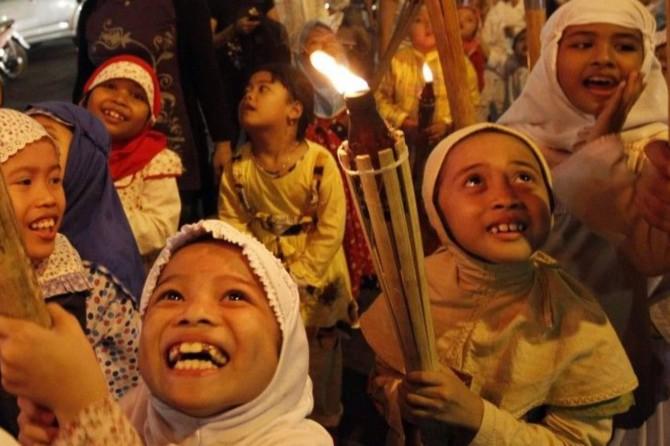 Endonezya'da Ramazan Bayramı tatili yerine yeni bir ulusal tatil düşünülüyor