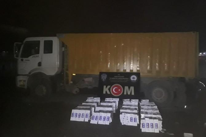 Van'da kaçakçılık operasyonlarında 3 kişi tutuklandı