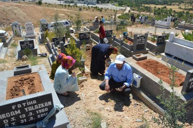 Li Diyarbekirê ziyaretên goristanan hat qedexekirin