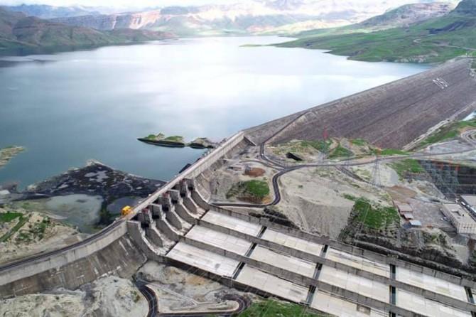 DSİ: Mayıs ayında Ilısu Barajı'nın tamamen dolması hedefleniyor