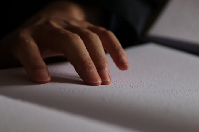 Konya'da görme engelli öğrenciler için metinleri Braille alfabesine çeviren program geliştirildi
